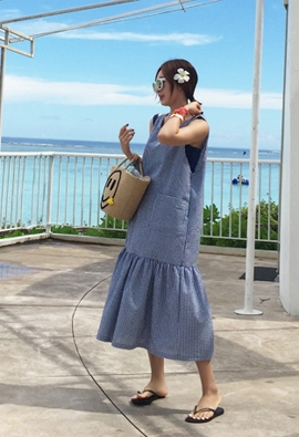 Check It Dress (2color)