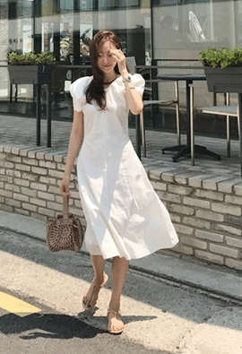 Swell Dress (2color)