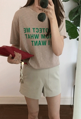 Want tee (3color)