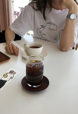 Drawing Tee (2color)