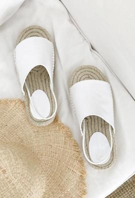 Rubber band sandals (2color)
