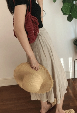 Should natural skirts (2color)