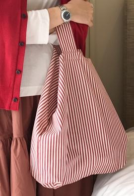 Stripe tote bag (3color)