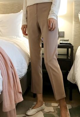 Basic slacks (3color)