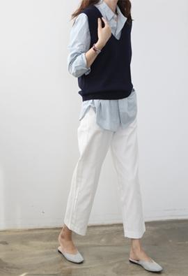 Mare knit vest (3color)