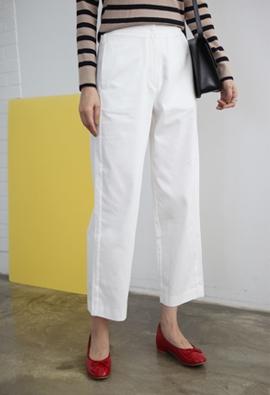 [Back band] Mild cotton pants (3color)