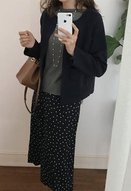 Cute cardigan (3color)