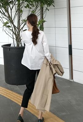 Plan blouse (4color)