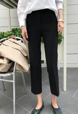Burnet slacks (black)