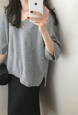 Convey knit (4color)