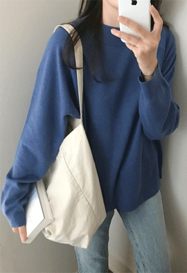 Lazy knit (4color)