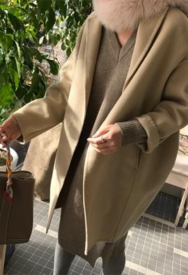 [HandMade] Delude coat (4color)