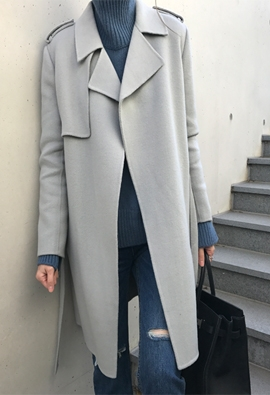 [HandMade] Early coat (3color)