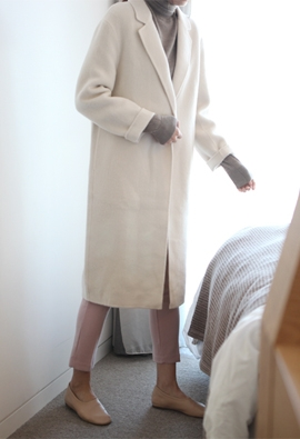 [Alpaca] Magnet coat (3color)