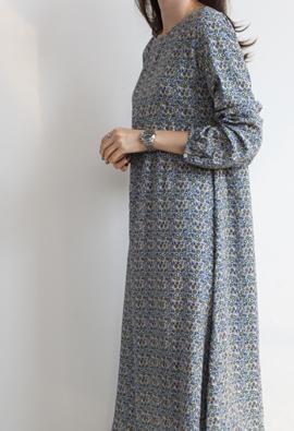 Floral dress (2color)