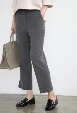[Back band] Claud pants (3color)