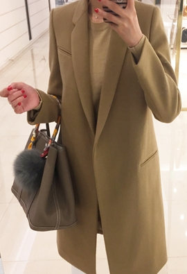 Tailored Coat (3color)