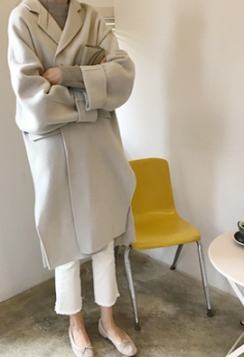 [HandMade] Moi coat (3color)