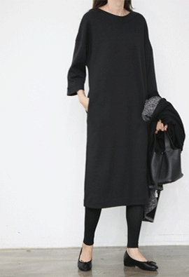 With ease dress (4color)