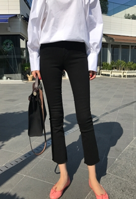 1234 pants (black)