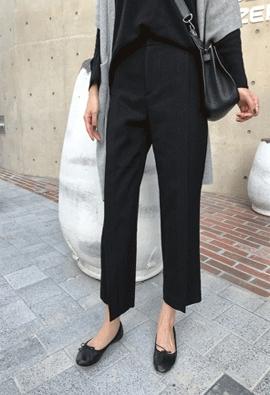 Cover flap pants (5color)