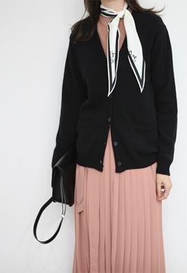 Cashew cardigan (3color)