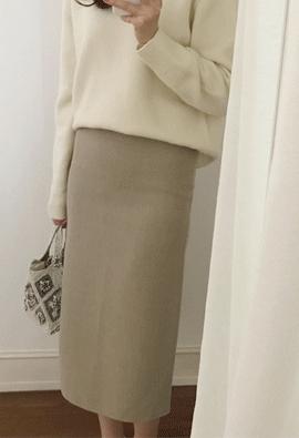 Meet wool skirts (4color)