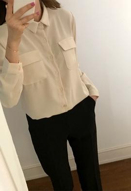 Wait blouse (3color)