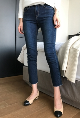 [Brushed] 153 denim