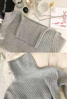May turtle knit (4color)