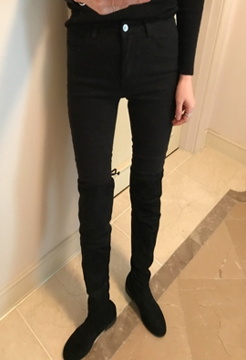 [Brushed] Fuzz silt pants (3color)