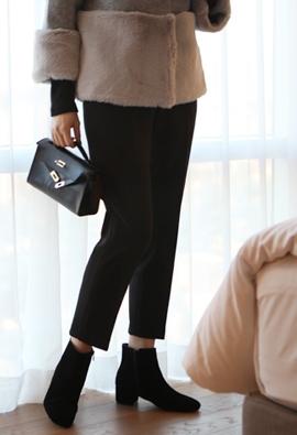 [Brushed] Inside pants (4color)