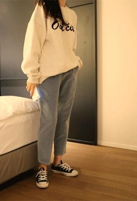 347 corduroy pants (3color)