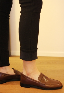 Coin loafer (3color)