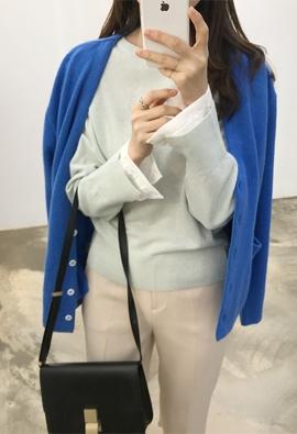 Retail knit (mint)