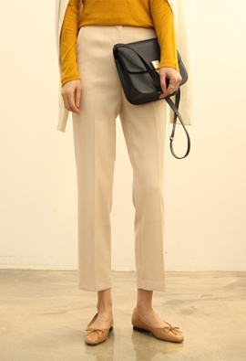 [Back band] Goodwill pants (2color)