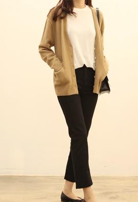 Evenly cardigan (beige)