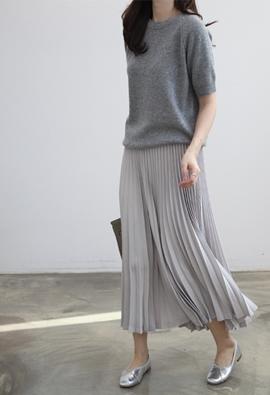 Low-key knit (3color)