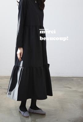 Merci dress (2color)