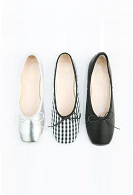Ballerina flat (3color)