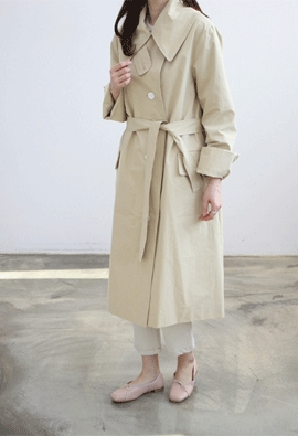 Sence trench coat (2color)