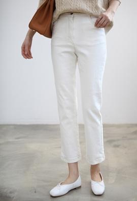 [Back band] Gram pants (2color)