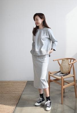 Double skirt set (3color)