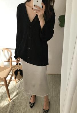 Sadie cardigan (2color)