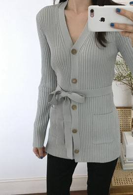 Berry cardigan (3color)
