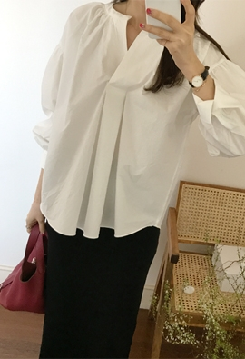 Moor blouse (2color)
