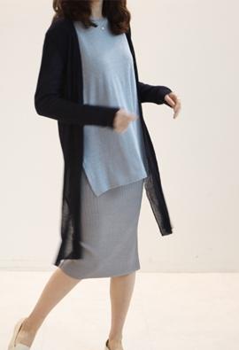 Lightly cardigan (4color)