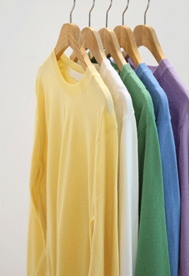 Merry round knit (3color)