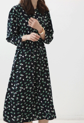 Cherish dress (2color)