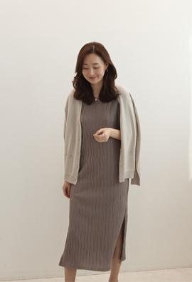 Wave dress (2color)